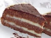 "Сумасшедший торт-пирог ""Crazy cake"""