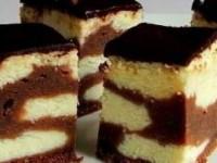 Сырники с шоколадным тестом