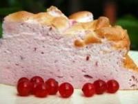 """Торт """" Розовое облако"""""""