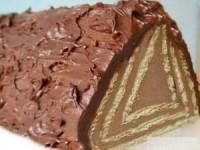 "Торт без выпечки ""Домик"""