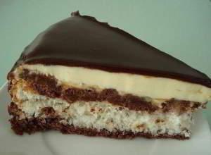 """Торт конфета """"Баунти"""""""