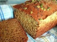 Бездрожжевой хлеб