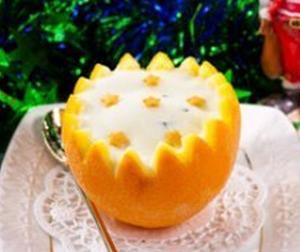 Десерт Новогодняя сказка - новогодние рецепты