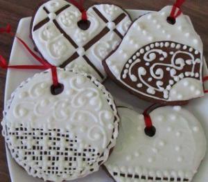 Имбирное печенье рецепт с глазурью