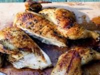 Курица в греческом стиле