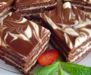 Пирожное «День-Ночь»