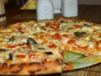 Пицца Что у нас есть в холодильнике