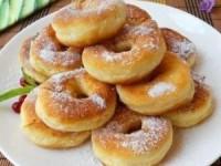 Пончики из плавленого сыра