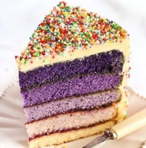 Торт С днем рождения!
