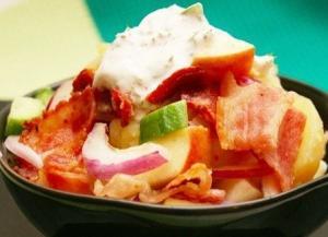 Шведский картофельный салат