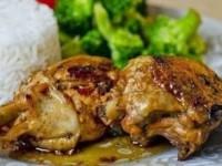 Адобо из курицы