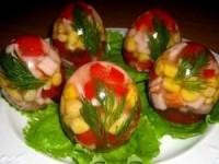 Заливные яйца
