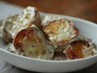 Испанский жареный картофельный салат