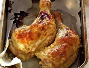 Курица в йогуртовом маринаде