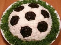 Салат «Футбол»