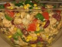 Салат без майонеза - пальчики оближешь - новогодние рецепты