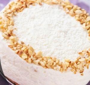 Торт Rafaello