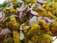 Безумно ароматный индийский плов с курицей (Пилау)