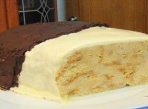 Вкуснейший торт для сладкоежек «Эскимо»
