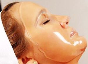 Как сделать маски для лица на основе желатина