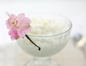 Молочный рис