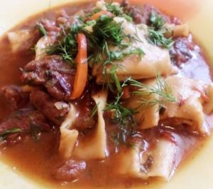 Мясо по-польски