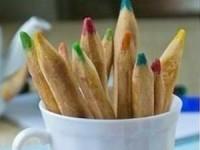 """Печенье для детей """"Цветные карандаши"""""""