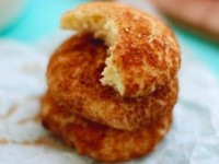 Печенье Snickerdoodle с корицей