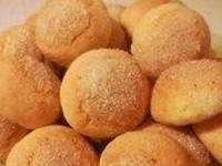 Простое песочное печенье