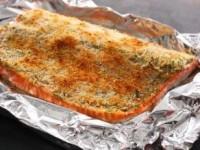 Простой рецепт запеченных рыбных стейков в фольге