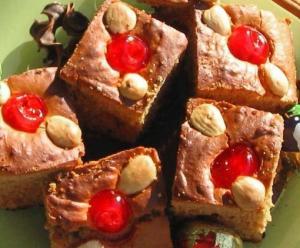 Пряные медовые пирожные