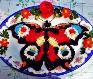 """Салат """"Бабочка"""""""
