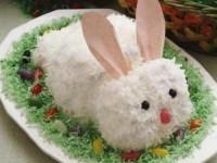 """Салат """"Белый заяц"""""""