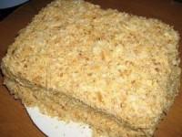 """Самый быстрый и вкусный рецепт торта """"Наполеон"""""""