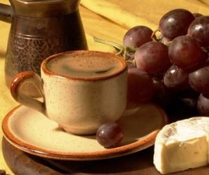 Сырный кофе как во львовских кофейнях