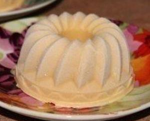 Творожное мороженное крем-брюле за 7 минут