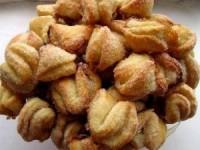 Творожные печенья «Поцелуйчики»