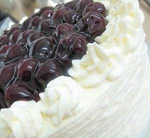 Торт «Белый лес»