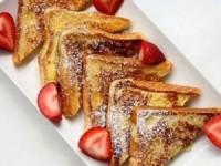 Французские гренки для завтрака