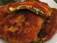 Болгарская кухня chushki burek