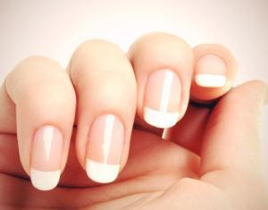 Для крепких и белых ногтей