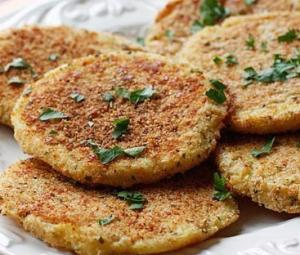 Картофельные оладушки
