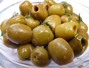 Оливки: состав, польза и свойства оливок