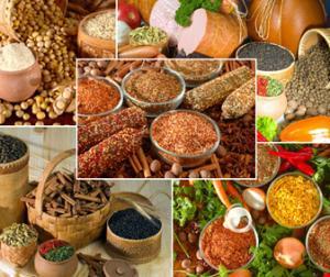 Соль, специи и пищевые добавки