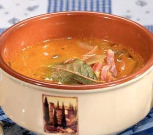 Суп из сыра - немецкая кухня