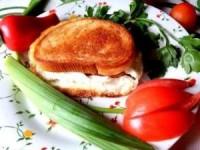 Утренний сэндвич