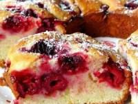 Быстрый «Вишневый пирог»