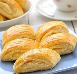 Гата (армянская ванильная сладость с грецкими орехами)