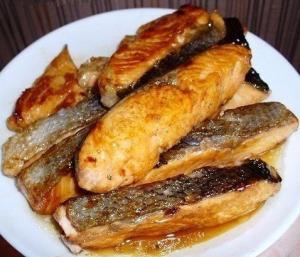 Медовый лосось