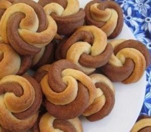 Печенье «Цветочки»